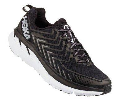【憲憲之家】HOKA ONEONE Clifton4 超緩震 慢跑鞋 男 HO1016723BWHT