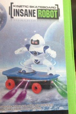 全新Robot Skateboard 溜滑板