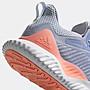 ADIDAS Alphabounce 襪套 鯊魚 透氣 粉 藍 白 DB1409 女鞋