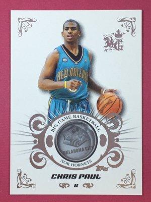 2006-07 Topps Big Game Basketball #42 Chris Paul 088/269