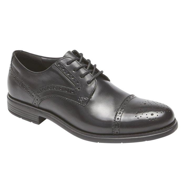 ROCKPORT  TOTAL MOTION 全方位動能系列正裝款皮鞋 雕花 M7229