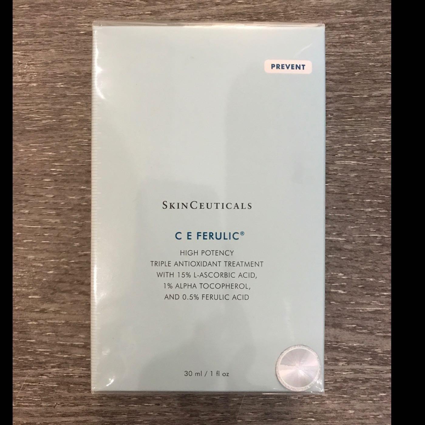 SkinCeuticals 修麗可 CE Ferulic 濃縮維他命精華 30ml 杜克