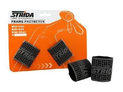 老田單車  STRIDA 自行車/折疊車 車架護桿套 / 保護套 灰色