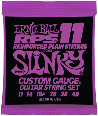 『俠客樂器』Ernie ball 2242 EG RPS-NICKEL WOUND 11-48