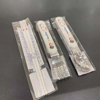 【國現】雪國醬日本代購 familiar兒童勺子叉子筷子收納盒
