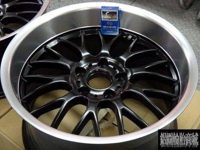【CS-85】類BBS 限量版 超深唇 大內凹 前後配鋁圈 22吋 5孔120 BMW5系.7系 專用 X5 X6 E60 E70 E71
