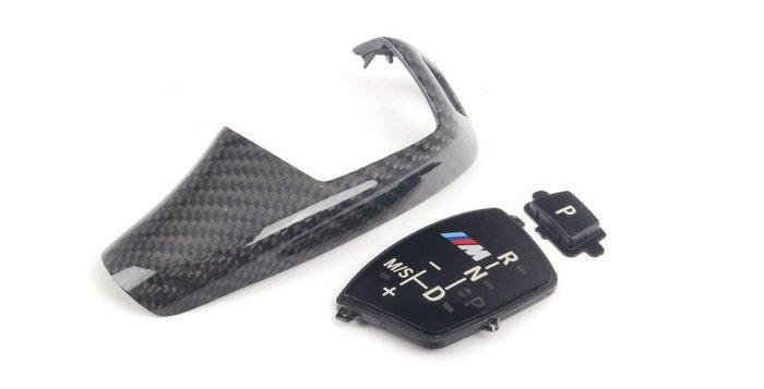 【樂駒】BMW F01 F02 原廠 大七 七系列 M Performance Carbon 碳纖維 排檔頭 輕量化