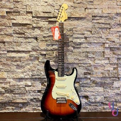 分期免運 贈原廠琴袋 Fender DELUXE ROADHOUSE Strat 墨廠 電 吉他 玫瑰木指板 搖滾 藍調