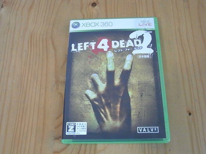 【小蕙生活館】XB360 ~ Left 4 Dead 2 惡靈勢力2 (純日版)