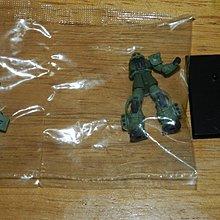 Gundam Collection Vol2 - J2 MS-06J 渣古II 南歐 炮 1/400 無蛋紙