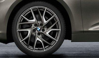 【樂駒】BMW F45 2AT F46 2GT 代號487 原廠 19吋 輪框 含胎組 改裝 精品 套件 外觀