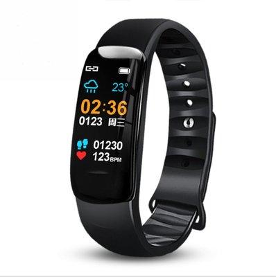 窩美健康監控測心律血壓血氧 計步防水智能手環R3