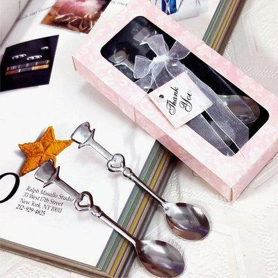 情侶咖啡勺 餐具 送客禮 婚禮小物
