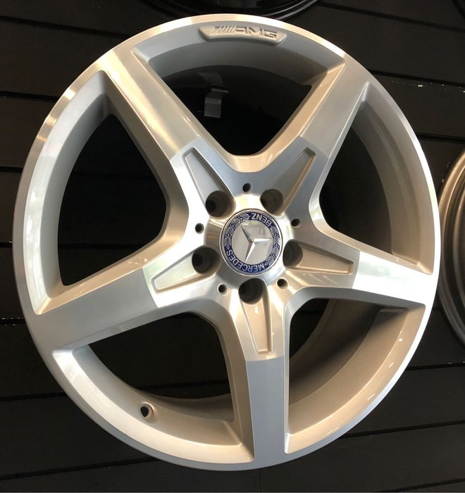 國豐動力 AMG R172 SLK W204 W212 全新鋁圈 7.5/8.5J ET 42/36 單價 中古品 單價
