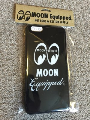 (I LOVE樂多)2014 MOONEYES i phone 6 5.5手機殼