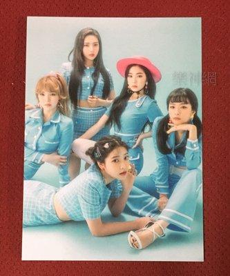 Red Velvet Cookie Jar 【原版特典明信片】全新!免競標~
