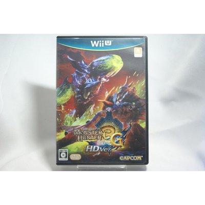 [耀西]二手 純日版 任天堂 Wii U WiiU 魔物獵人 3 G HD 版 含稅附發票