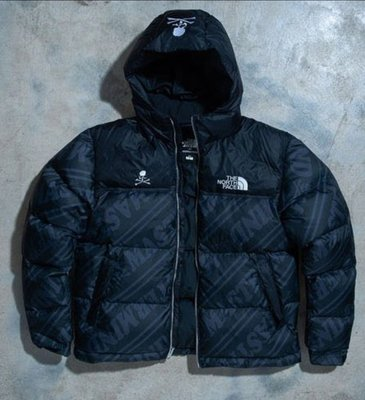 Mastermind The North Face Urban Exploration MMJ TNF 羽絨外套2018