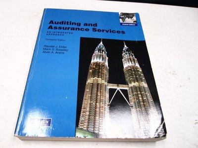 【考試院二手書】《Auditing and Assurance Services》│七成新(B11R14)