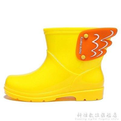 現貨/兒童雨鞋防滑男童寶寶水鞋 女童雨靴小童幼兒園膠鞋短筒/海淘吧F56LO 促銷價