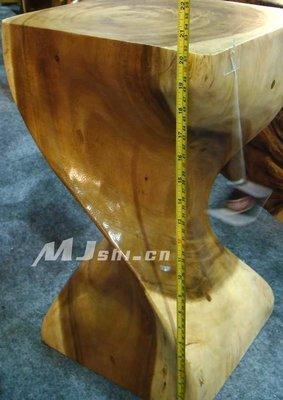INPHIC-東南亞泰國風格 進口實木大象傢俱 藝術凳子b