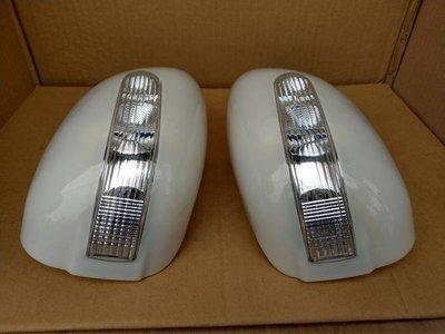 TSY WISH 05 PREMIO WISH ALTIS 01 CAMRY 黏貼式 後視鏡外蓋 +方向燈  一對共2個