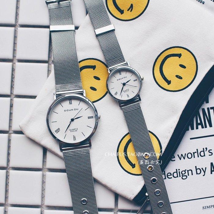 正品 情侶手錶 女士手錶 手鏈表A07Good times清新學院韓風簡約羅馬簡約紋鏈條款