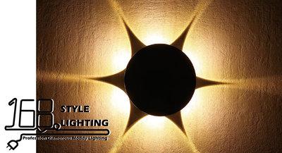 【168 Lighting】小太陽《LED壁燈》GE 81031-1