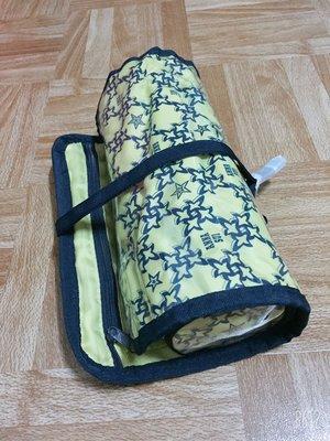 ANNA SUI安娜蘇 魔幻星光彩妝收納兩用包 化妝包 收納袋 筆袋 刷具包 過夜包