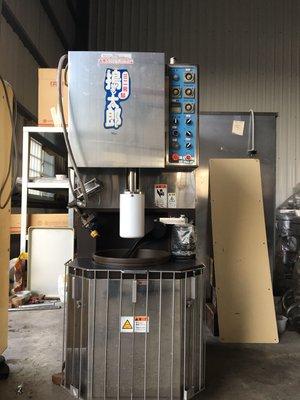 高雄食品機械倉庫 麻糬機  日本 搗麻糬機 麻薯機