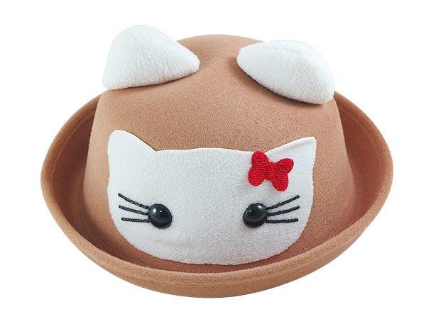 《二鹿帽飾》小孩子超愛/ 可愛貓咪 (50~52cm)新款韓版 貓咪 造型帽-5色