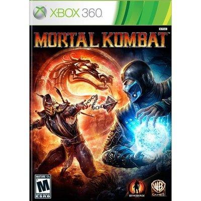 全新未拆 XBOX 360 真人快打9 -英文美版- Mortal Kombat