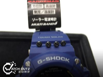 $85粒 100% 全新 Casio G-Shock black 黑色前釘 FRONT NAIL SCREW for GW-9400 GW-9400BJ GW-9400KJ GW-9400NVJ GW9430