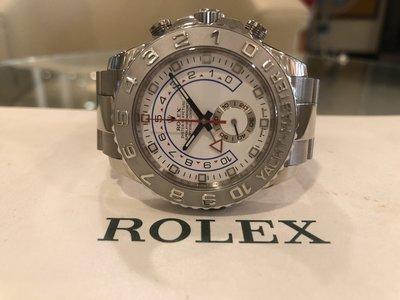 時間銀行 ROLEX 勞力士 116689 大遊艇II代 白K金 藍針 116688 116505 116515 AP