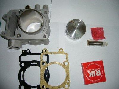 三陽~RV150/高手150-陶瓷汽缸組~加大61MM
