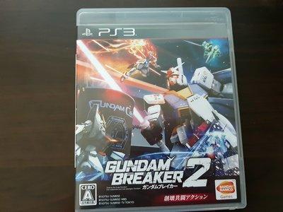 PS3 鋼彈破壞者2 純日版