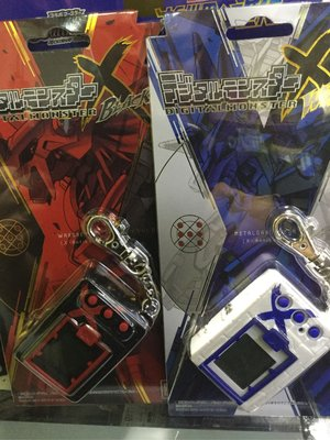 全新 Digimon Digital Monster Digivice Pendulum X Evolution white 2019 數碼暴龍 暴龍機 2部