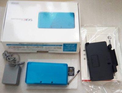 日規 任天堂 3DS主機 盒裝收藏品 寶可夢 神奇寶貝