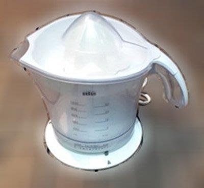 台中傢俱推薦【樂居二手家具館】X50517BJE BRAUN榨汁機 咖啡機 果汁機 冷藏冷凍冰箱 二手電視 洗衣機