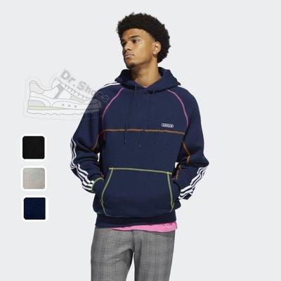 【Dr.Shoes 】Adidas Originals 男款 撞色縫線 帽T GN3891 GN3892 GN3893
