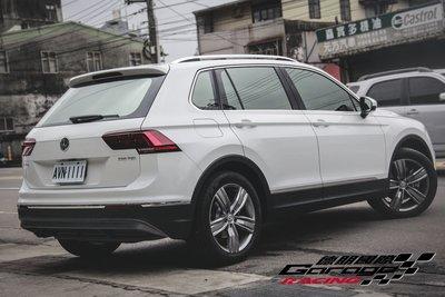 德朋國際 / Volkswagen New Tiguan 專用  HARDRACE 前後防傾桿
