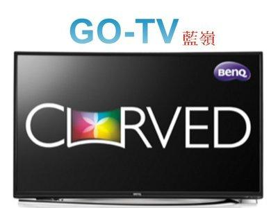 【GO-TV】BenQ 55吋曲面電視(55RU6600) 台北地區免費運送+基本安裝