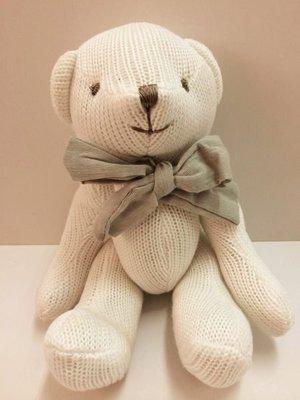 心意婚品店 ♡ 針織熊 ♡ 娃娃 吊飾