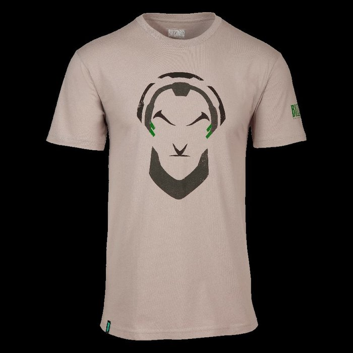 【丹】暴雪商城_Overwatch Sigma Shirt 鬥陣特攻 席格馬 T恤 男版 女版
