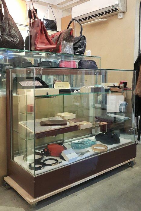 4尺玻璃展示櫃
