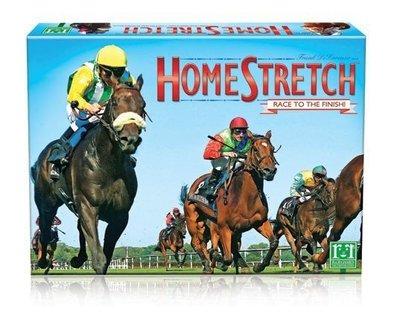 大安殿實體店面 免運 Homestretch 最後衝刺 正版益智桌上遊戲