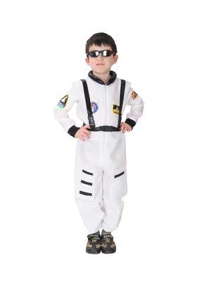 歡樂賣 /聖節服裝,萬聖節裝扮,聖誕舞會,變裝派對,兒童變裝服-英勇太空人服裝