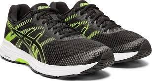 棒球世界全新19年 asics亞瑟士 GEL-EXALT 5 男慢跑鞋 1011A162-002特價