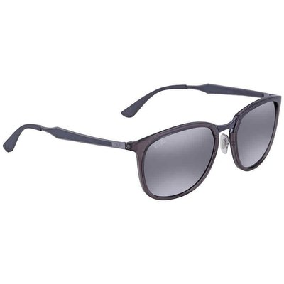 Ray Ban Grey Gradient Mirror Square  RB4299 606/88 56 RB4299 606/88 56男太陽眼鏡