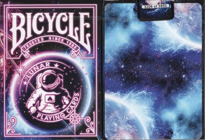 【USPCC撲克】Bicycle Lunar Eclipse Playing Cards